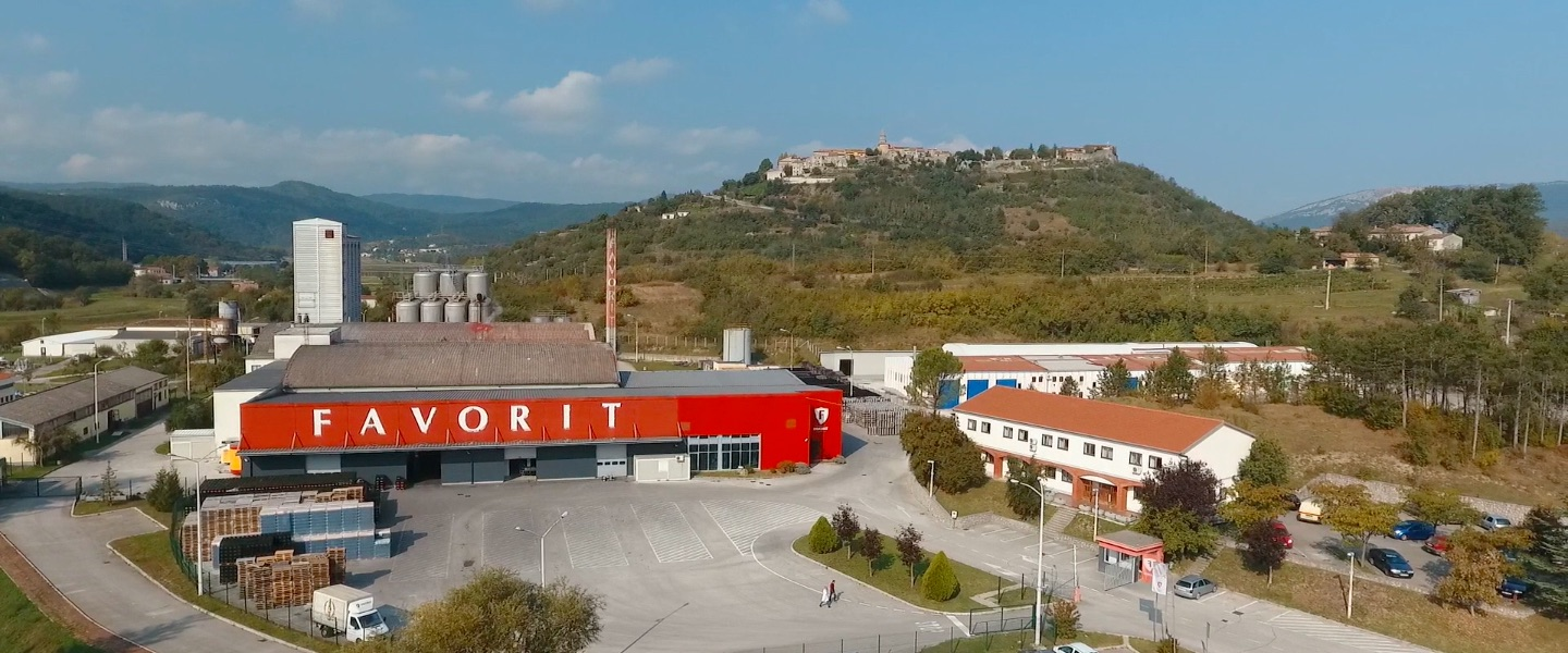 Istrian Brewery - factory