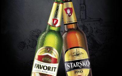 Istarsko i Favorit proizvodi sa znakom Hrvatske kvalitete